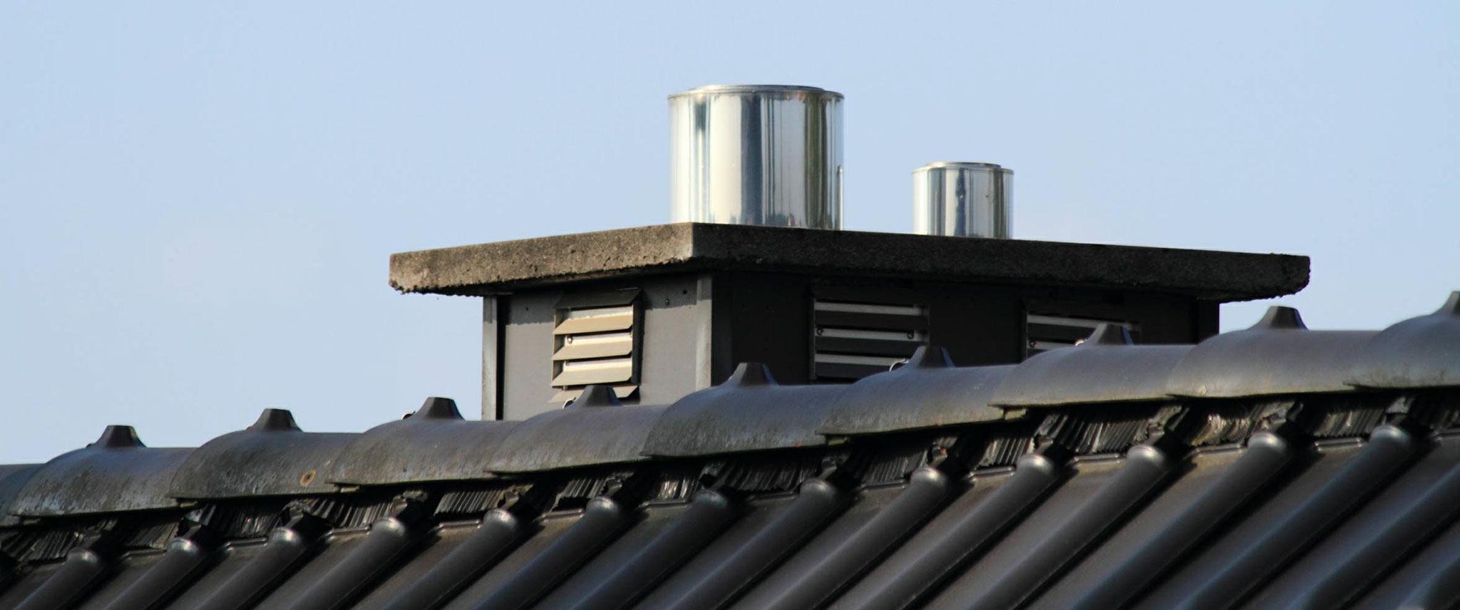 Schornsteinbau und Schornsteinsanierung