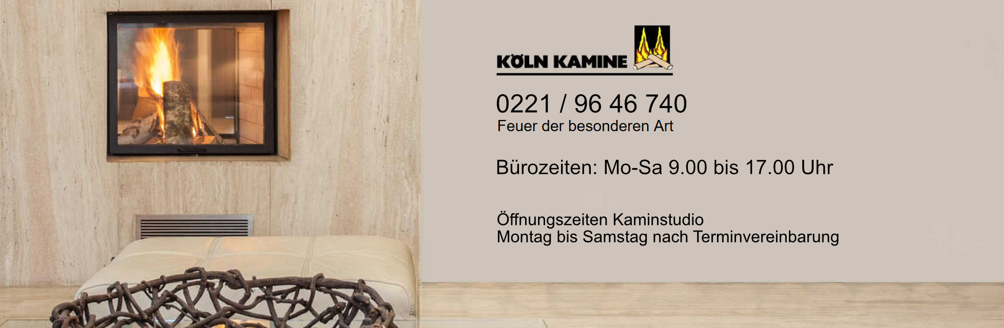 Köln Kamine